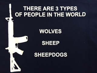 "8 T Shirt ""There Are 3 Types Of People In The World"""