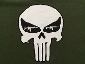 E T - Shirt    Punisher with AR Eyes