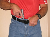 1- The Problem Solver - Concealed Carry Holster