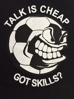 Talk Is Cheap, Got Skills?